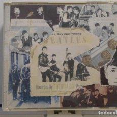 CDs de Música: THE BEATLES. ANTHOLOGY. 1. DOBLE COMPACTO. 31 Y 26 CANCIONES.. Lote 171196292