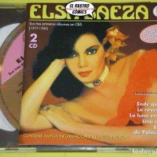 CDs de Música: ELSA BAEZA, SUS TRES PRIMEROS ÁLBUMES EN CBS (1977-1980), RAMA LAMA, DOBLE, DOS CD, RAMALAMA. Lote 171198934