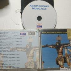 CDs de Música: CD SEMANA SANTA SEVILLA - AGRUPACIONES MUSICALES - PARA TI EN EL CIELO, MISERICORDIA VIRGEN DE LAS . Lote 171207214
