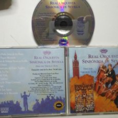 CDs de Música: CD REAL ORQUESTA SINFONICA DE SEVILLA SEMANA SANTA - PASARELA .- JESUS DE LAS PENAS VIRGEN MACARENA. Lote 171207577