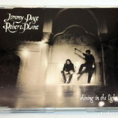 CDs de Música: JIMMY PAGE - ROBERT PLANT - SHINING IN THE LIGHT - SINGLE - CD. Lote 171218403