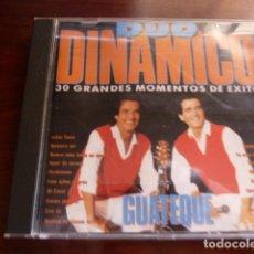 CDs de Música: DUO DINAMICO GUATEQUE. Lote 171241350