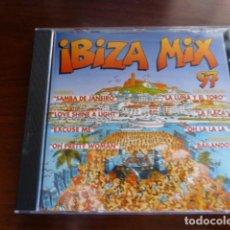 CDs de Música: IBIZA MIX 97. Lote 171241485