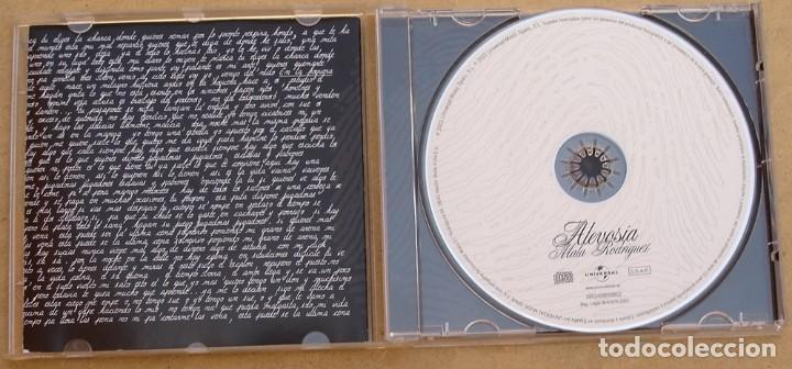 CDs de Música: MALA RODRIGUEZ - ALEVOSIA (CD) 2003 - 14 TEMAS - Foto 2 - 171242120