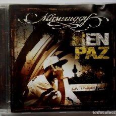 CDs de Musique: MITSURUGGY - EN PAZ - CD ESPAÑOL 2004 - LAM RECORDS. Lote 171259392