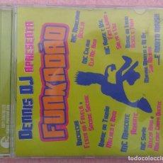 CDs de Música: DENNIS DJ - FUNKADAO (EMI, 2005) /// ED. BRASIL ORIGINAL, RARO /// SAMBA AXÉ FORRÓ BOSSA NOVA FUNK. Lote 171262128