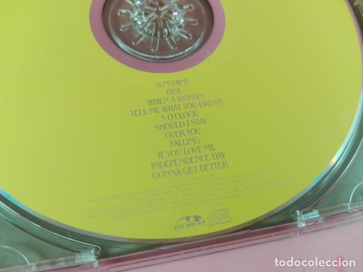 CDs de Música: CD-Gabrielle Rise-Go beat Ltd-1999-11 Temas-Buen estado-Ver fotos. - Foto 4 - 171267649