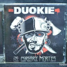 CDs de Música: DUOKIE - DE CEREBRI MORTIS - CD. Lote 171305549