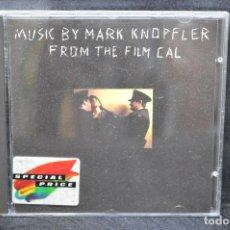 CDs de Música: MARK KNOPFLER - CAL (MUSIC BY MARK KNOPFLER FROM THE FILM) - CD. Lote 171308243