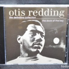 CDs de Música: OTIS REDDING - THE DOCK OF THE BAY -THE DEFINITIVE COLLECTION - CD. Lote 171311310