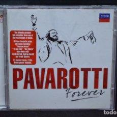 CDs de Música: PAVAROTTI - PAVAROTTI FOREVER - 2 CD. Lote 171319599