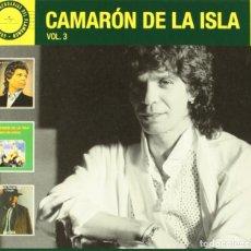 CDs de Música: CAMARÓN DE LA ISLA * BOX 3CD * VOL 3 * LTD REMASTERIZADO * CAJA CON 3 DISCOS PRECINTADA. Lote 171319624