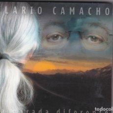 CD de Música: HILARIO CAMACHO - UNA MIRADA DIFERENTE - CD DIGIPACK. Lote 171342404