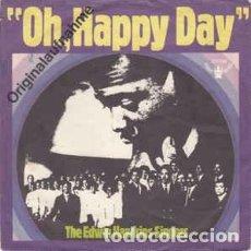 CDs de Música: THE EDWIN HAWKINS SINGERS* - OH, HAPPY DAY (7, SINGLE, MONO) LABEL:BUDDAH RECORDS CAT#: 201 048 . Lote 171343012