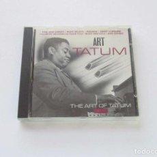 CDs de Música: ART TATUM - THE ART OF TATUM. Lote 171345915