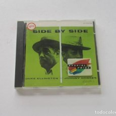 CDs de Música: SIDE BY SIDE - DUKE WELLINGTON Y JOHNNY HODGES. Lote 171347657