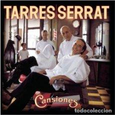 CDs de Música: JOAN MANUEL SERRAT - TARRES SERRAT / CANCIONES - CD. Lote 171350930