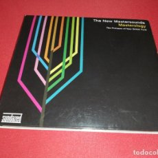 CDs de Música: THE NEW MASTERSOUNDS, MASTEROLOGY. Lote 171371220