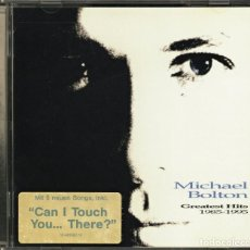 CDs de Música: MICHAEL BOLTON - GREATEST HITS 1985 / 1995- CD. Lote 171411203