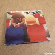 CDs de Música: CD + DVD FITO FITIPALDIS - POR LA BOCA VIVE EL PEZ. Lote 171430098