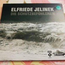 CDs de Música: ELFRIEDE JELINEK. DIE SCHUTZBEFOHLENEN (CD). Lote 171459080