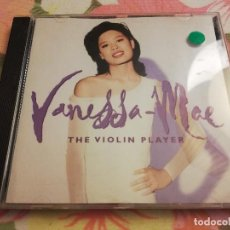 CDs de Música: VANESSA - MAE. THE VIOLIN PLAYER (CD). Lote 171459859