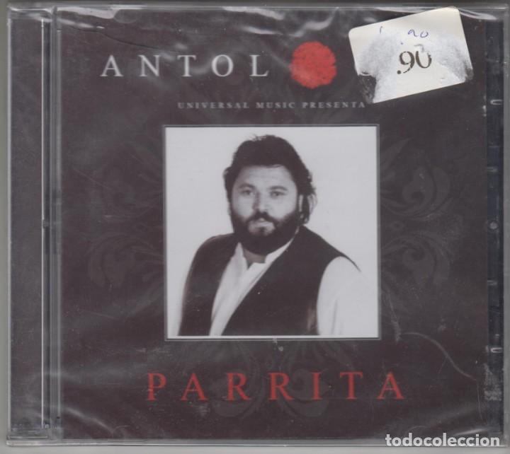 PARRITA DOBLE CD ANTOLOGÍA 2015 (PRECINTADO) (Música - CD's Flamenco, Canción española y Cuplé)