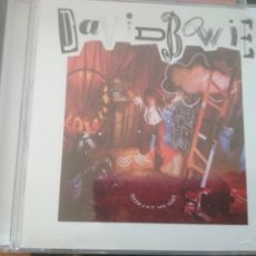 CDs de Música: DAVID BOWIE NEVER LET ME DOWN CD. Lote 171537617