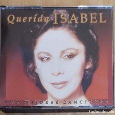 CDs de Música: ISABEL PANTOJA (QUERIDA ISABEL - TUS MEJORES CANCIONES) 3 CD'S 2003. Lote 171539094