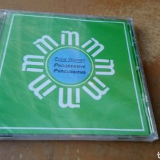 CDs de Música: EDDIE WARNER–PROGRESSIVE PERCUSSIONS - CD PRECINTADO. JAZZ FUNK SPACE AGE LOUNGE. Lote 171585349
