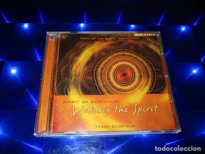 CDs de Música: SPIRIT OF AUSTRALIA ( TERRY OLDFIELD ) - CD - NE 3010 - NEW EARTH - LIVING THE DREAMTIME ... - Foto 2 - 171621500