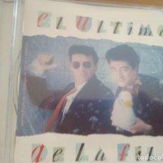 CDs de Música: EL ULTIMO DE LA FILA CD. Lote 171630739