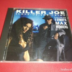 CDs de Música: KILLER JOE, SCENE OF THE CRIME, 1991 . Lote 171639655