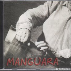 CDs de Música: MANGUARA - CD ALBUM DE 1998 RF-2390 , PERFECTO ESTADO. Lote 171647353