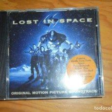 CDs de Música: LOST IN SPACE. BRUCE BROUGHTON. BANDA SONORA ORIGINAL. CD. IMPECABLE. Lote 171658252