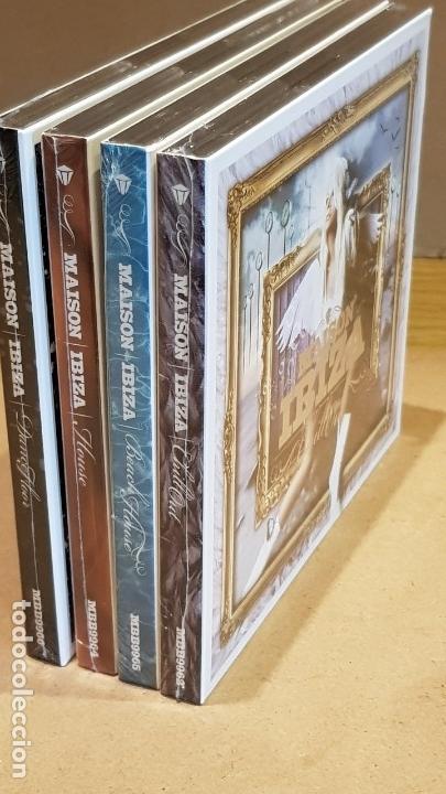 CDs de Música: OCASION !!! MAISON IBIZA / 4 X DOBLE CD CON 112 TEMAS / TODO PRECINTADO / EN TOTAL 8 CDS. - Foto 14 - 196050643