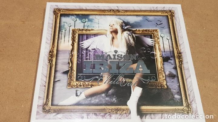 CDs de Música: OCASION !!! MAISON IBIZA / 4 X DOBLE CD CON 112 TEMAS / TODO PRECINTADO / EN TOTAL 8 CDS. - Foto 2 - 196050643