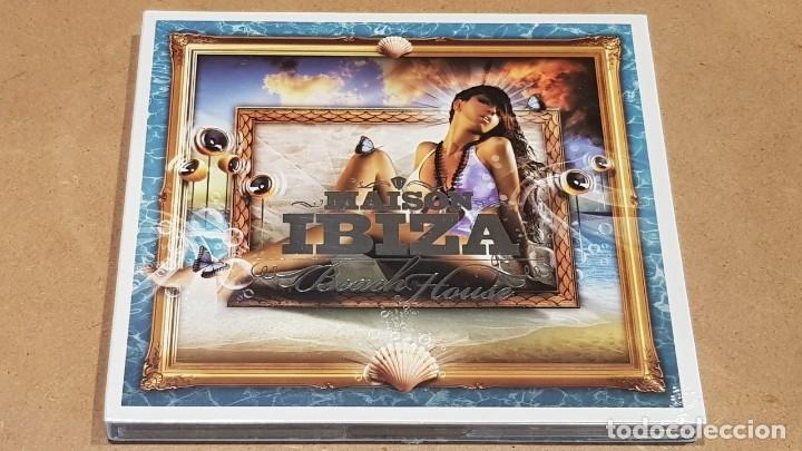 CDs de Música: OCASION !!! MAISON IBIZA / 4 X DOBLE CD CON 112 TEMAS / TODO PRECINTADO / EN TOTAL 8 CDS. - Foto 5 - 196050643