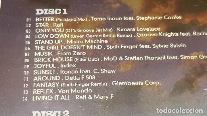 CDs de Música: OCASION !!! MAISON IBIZA / 4 X DOBLE CD CON 112 TEMAS / TODO PRECINTADO / EN TOTAL 8 CDS. - Foto 6 - 196050643