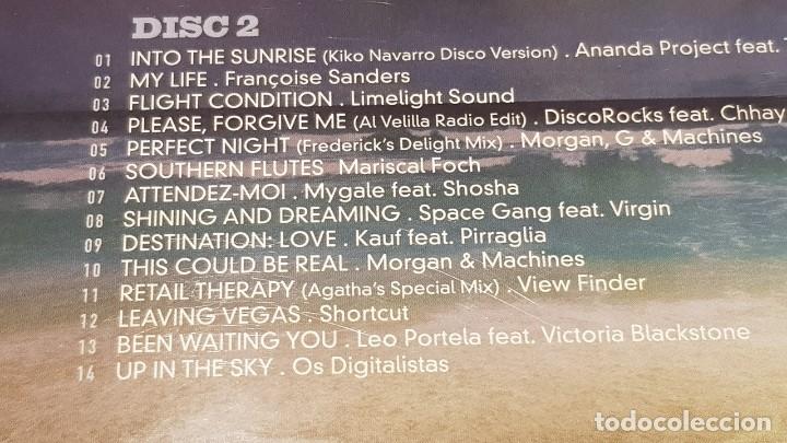 CDs de Música: OCASION !!! MAISON IBIZA / 4 X DOBLE CD CON 112 TEMAS / TODO PRECINTADO / EN TOTAL 8 CDS. - Foto 7 - 196050643