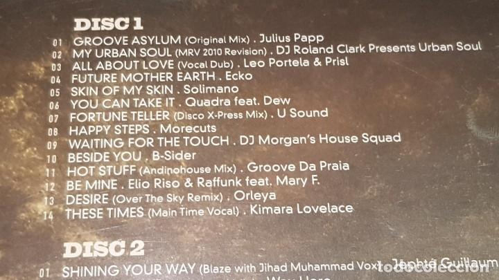 CDs de Música: OCASION !!! MAISON IBIZA / 4 X DOBLE CD CON 112 TEMAS / TODO PRECINTADO / EN TOTAL 8 CDS. - Foto 9 - 196050643