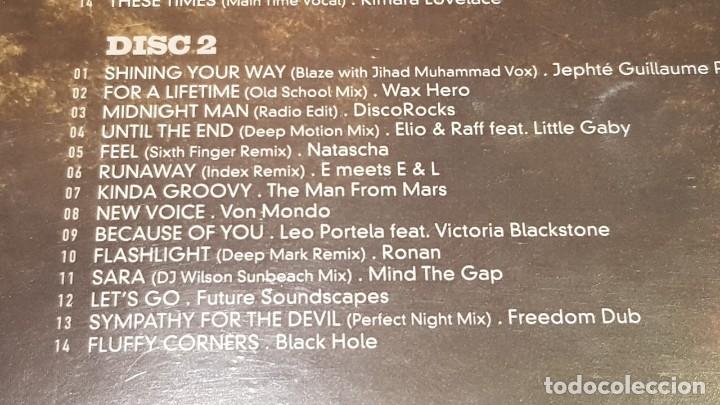 CDs de Música: OCASION !!! MAISON IBIZA / 4 X DOBLE CD CON 112 TEMAS / TODO PRECINTADO / EN TOTAL 8 CDS. - Foto 10 - 196050643
