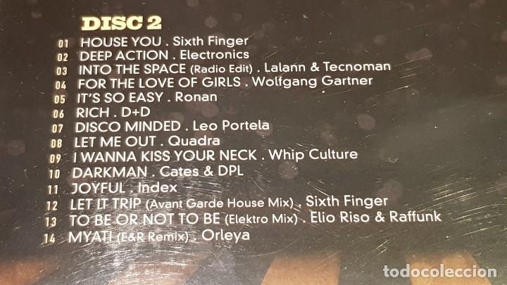 CDs de Música: OCASION !!! MAISON IBIZA / 4 X DOBLE CD CON 112 TEMAS / TODO PRECINTADO / EN TOTAL 8 CDS. - Foto 13 - 196050643
