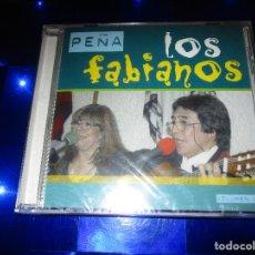 CDs de Música: PEÑA LOS FABIANOS VOLUMEN 2 - CD - PRECINTADO - BIENVENIDO A ESTE RINCON ARGENTINO. Lote 171694495