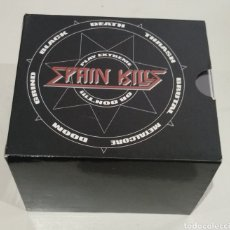 CDs de Música: SPAIN KILLS - DEATH METAL/BLACK METAL/TRASHMETAL/GRINDCORE/BRUTAL DEATH/DOOM/METALCORE. Lote 171695572