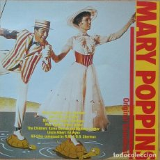 CDs de Música: MARY POPPINS - ORIGINAL SOUNDTRACK - CD . Lote 171700078