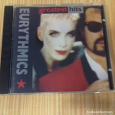 CDs de Música: EURYTHMICS GREATEST HITS. Lote 171703955