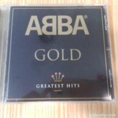 CDs de Música: ABBA GOLD GREATEST HITS. Lote 171704250