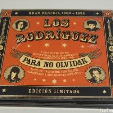 CDs de Música: LOS RODRIGUEZ - PARA NO OLVIDAR. Lote 171704640