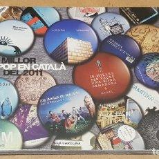 CDs de Música: EL MILLOR POP EN CATALÀ DEL 2011 / DIGIPACK-CD - DISCMEDI / 21 TEMAS / PRECINTADO.. Lote 171705034